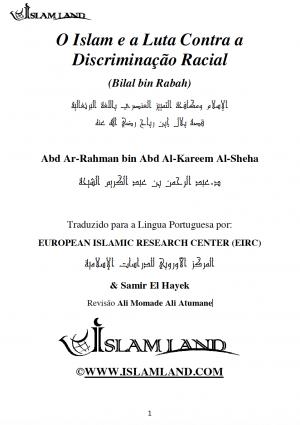 O Islam e a Luta Contra a Discriminação Racial