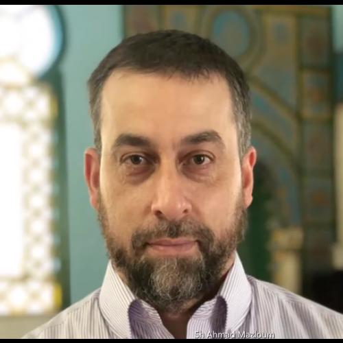 الشيخ أحمد مظلوم