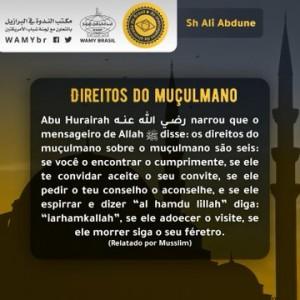 Direitos do muçulmano