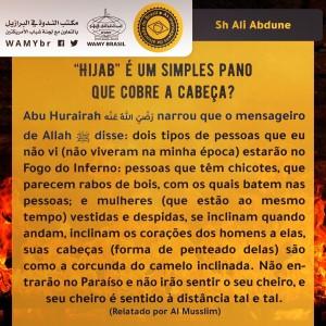 """""""Hijab"""" é um simples pano que cobre a cabeça?"""