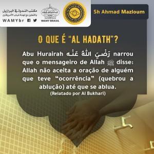 """O que é """"al hadath""""?"""