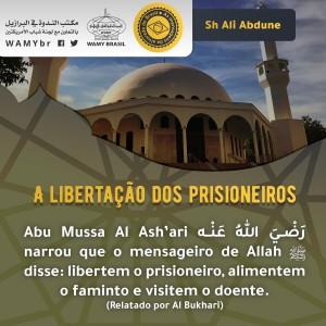 A libertação dos prisioneiros