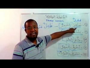 Curso de língua árabe: A frase verbal. Módulo 1