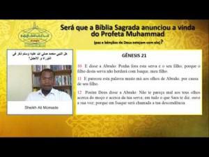 Será que a Bíblia Sagrada anunciou a vinda do Profeta Muhammad (S.A.W)? - 3