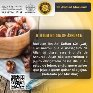 O jejum no dia de Áshuraa