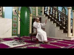A recompensa de frequência às mesquitas