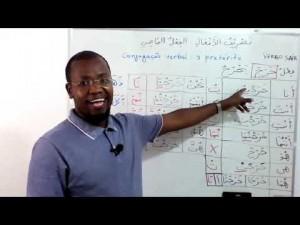Curso de língua árabe: A conjugação verbal: O pretérito. Módulo 1
