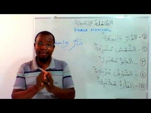 Curso de língua árabe: A frase nominal. Módulo 1